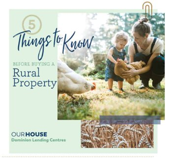 5 Things to Know When Buying a Rural Property