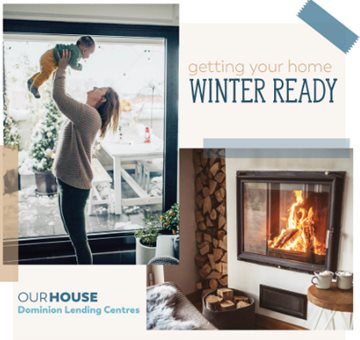 Getting Your Home Winter Ready.