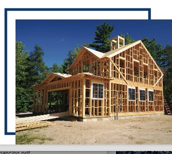 Residential Construction Financing - Programs Available and How To Apply