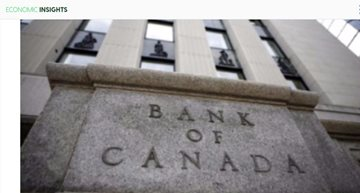 Bank of Canada Still Expects No Rate Increases Until 2023