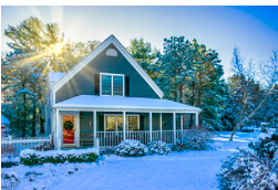 Feb 2021 Monthly Mortgage Newsletter - Selling Your Home In The Winter!